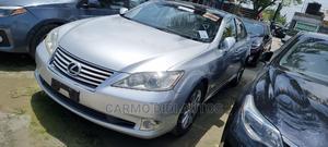 Lexus ES 2010 350 Silver | Cars for sale in Lagos State, Lekki