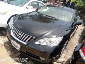 Lexus ES 2008 350 Black | Cars for sale in Lagos State, Apapa
