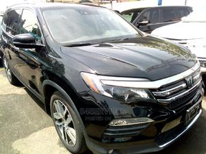 Honda Pilot 2016 Black | Cars for sale in Lagos State, Ikeja