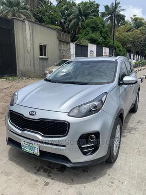 Kia Sportage 2017 Silver   Cars for sale in Lagos State, Ikoyi