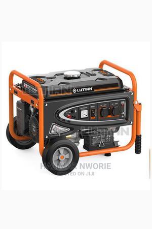 Lutian LT3900EN-4 Key Start Generator 3.5KVA | Electrical Equipment for sale in Abuja (FCT) State, Garki 1