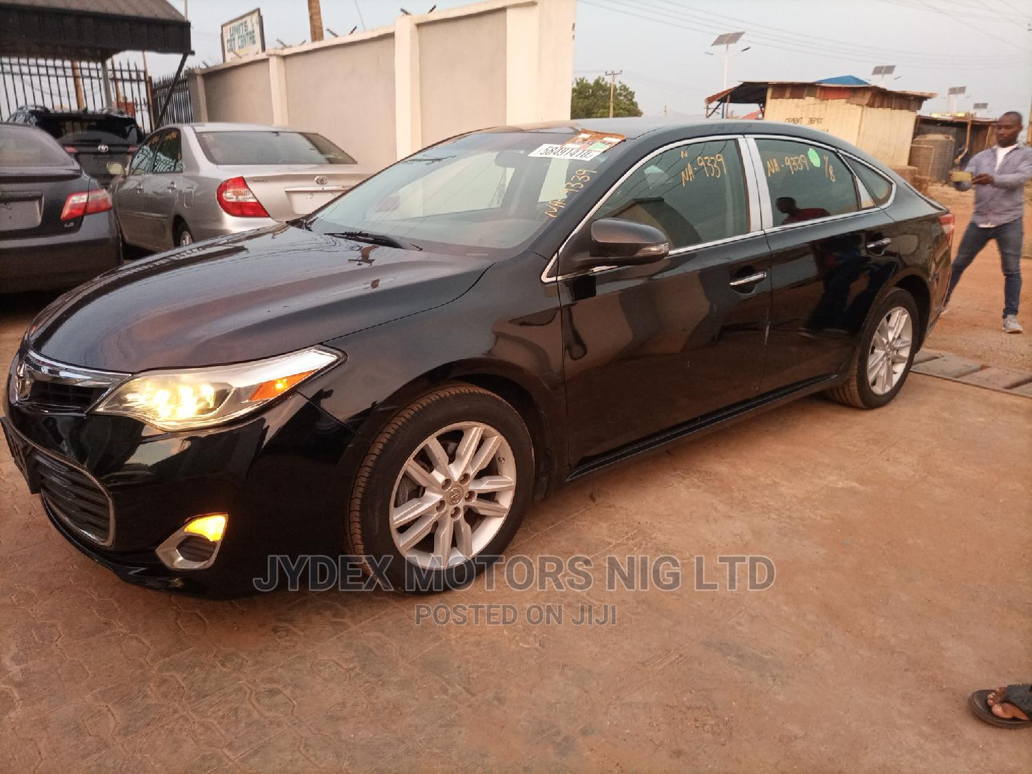 Toyota Avalon 2013 Black | Cars for sale in Ilorin South, Kwara State, Nigeria