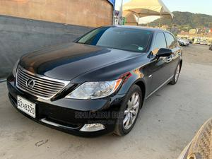 Lexus LS 2008 Black   Cars for sale in Abuja (FCT) State, Central Business District