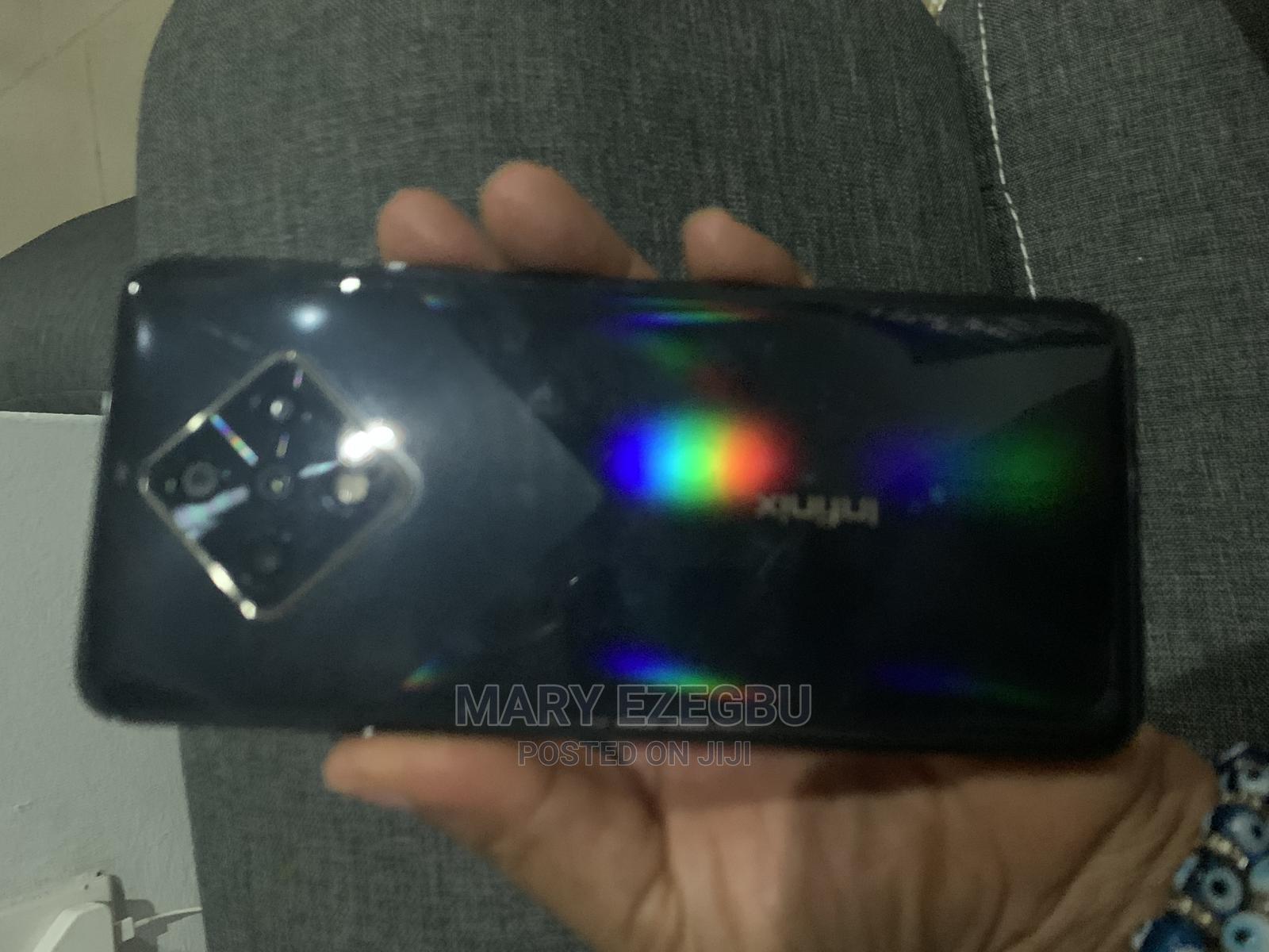 Infinix Zero 8 128 GB Black