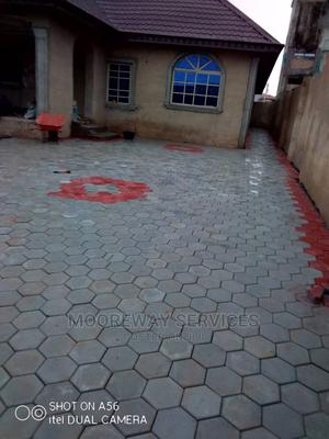 Interlocking Paving Stones Production And Installation | Landscaping & Gardening Services for sale in Lagos State, Alimosho