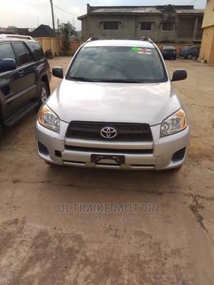 Toyota RAV4 2010 2.5 4x4 Silver | Cars for sale in Oyo State, Ibadan