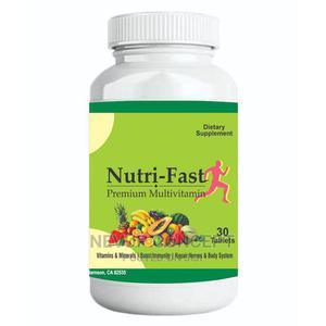 Nutri Premium Multivitamin Dietary Supplement | Vitamins & Supplements for sale in Lagos State, Agege
