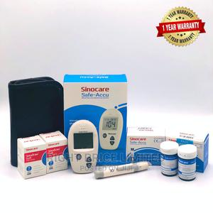 Sinocare Safe-accu Blood Glucose Monitor | Medical Supplies & Equipment for sale in Lagos State, Ikeja