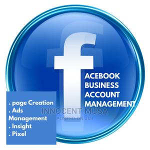 Facebook Business Page Management   Computer & IT Services for sale in Lagos State, Ikeja