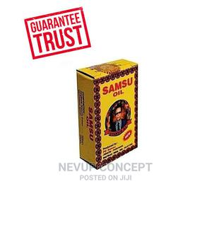Samsu Natural Delay and Premature Ejaculation Oil for Men   Sexual Wellness for sale in Lagos State, Agege