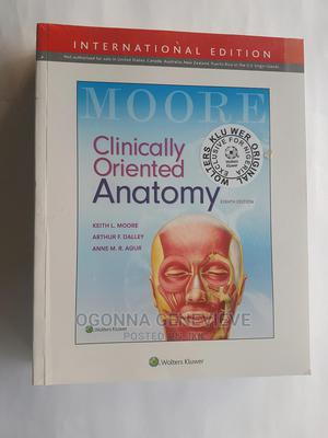 Clinically Oriented Anatomy | Books & Games for sale in Lagos State, Yaba