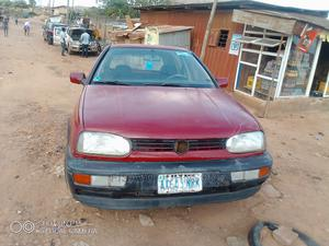 Volkswagen Golf 2000 Red   Cars for sale in Lagos State, Ipaja