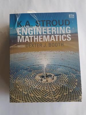 Engineering Mathematics K a Stroud | Books & Games for sale in Lagos State, Yaba