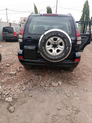 Toyota Land Cruiser Prado 2008 GX Black | Cars for sale in Lagos State, Alimosho