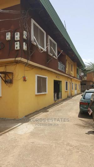 Block of 4 Flats of 3 Bedrooms at Onipetesi Estate, Ikeja | Houses & Apartments For Sale for sale in Ikeja, Mangoro