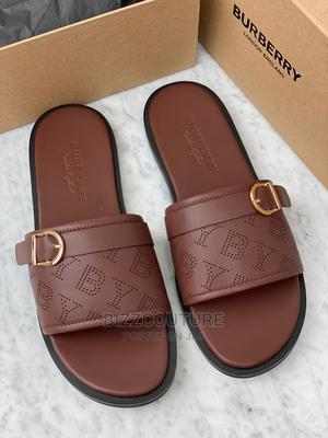 High Quality Burberry Slippers For Men | Shoes for sale in Lagos State, Magodo