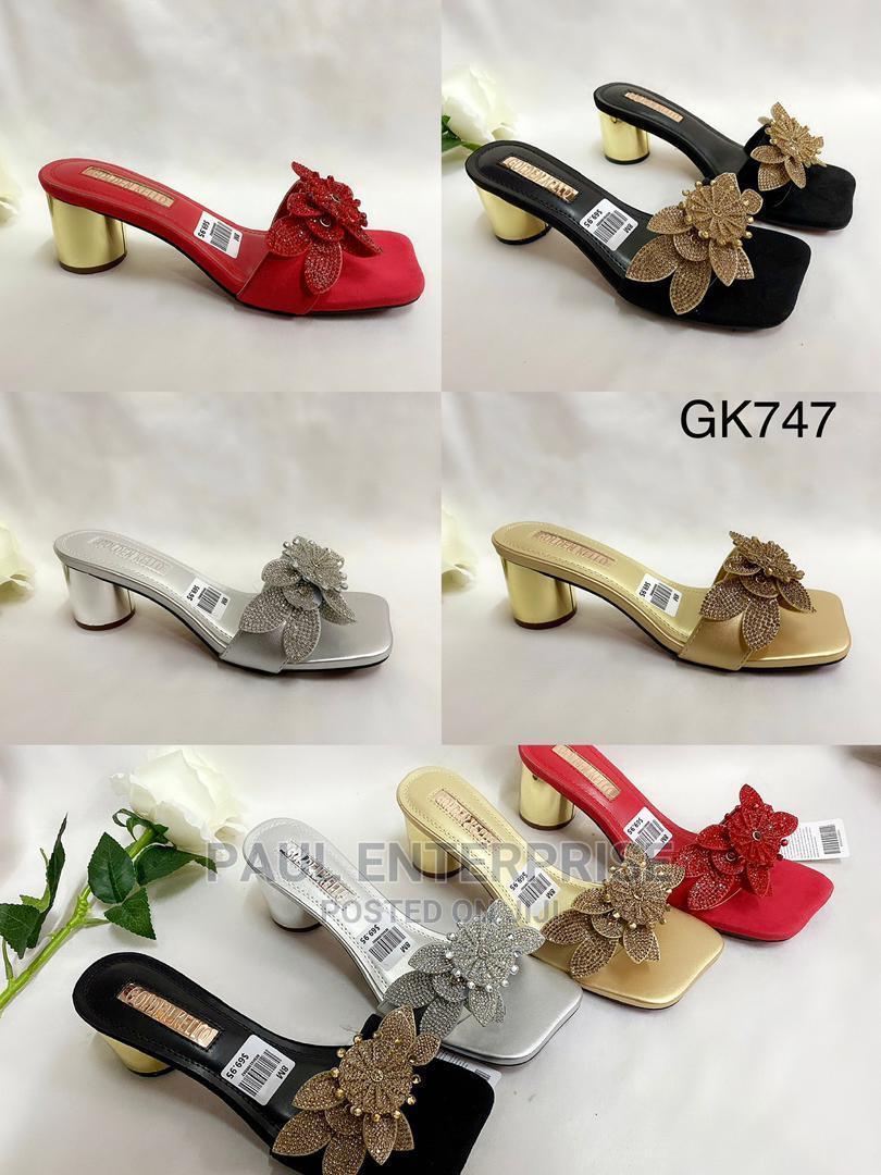 Archive: Beautiful High Quality Ladies Classic Designers Turkey Shoe