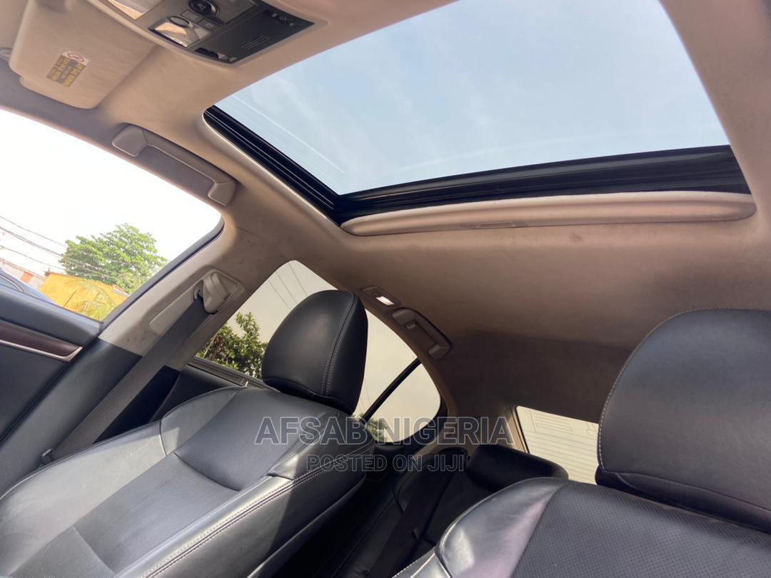 Archive: Lexus GS 2015 Black