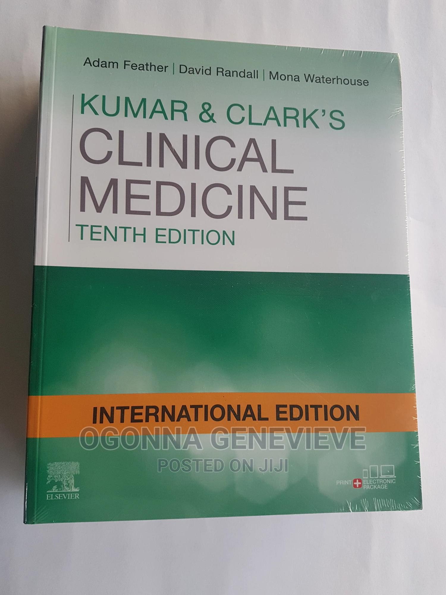 Kumar Clark's Clinical Medicine