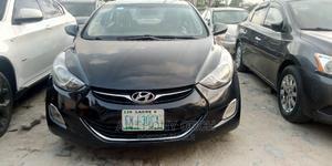 Hyundai Elantra 2013 Black   Cars for sale in Lagos State, Lekki