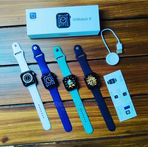 T500 Smart Watch   Smart Watches & Trackers for sale in Edo State, Benin City