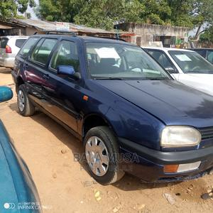Volkswagen Golf 1996 Blue   Cars for sale in Abuja (FCT) State, Apo District