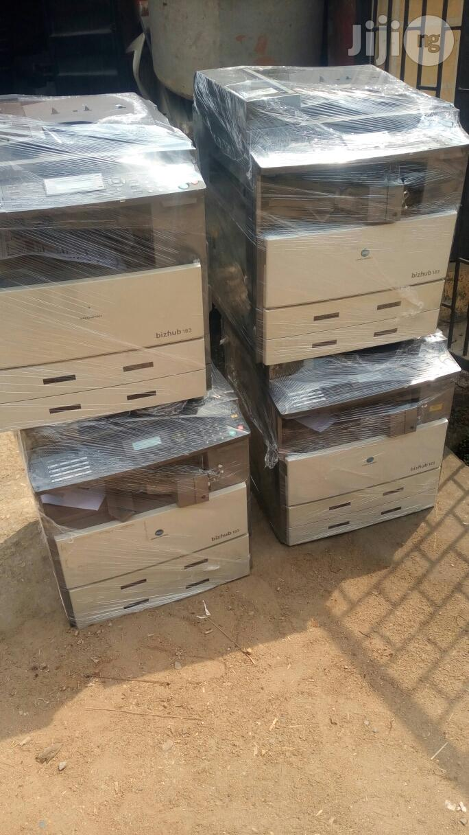 Bizhub 211 Photocopier | Printers & Scanners for sale in Surulere, Lagos State, Nigeria