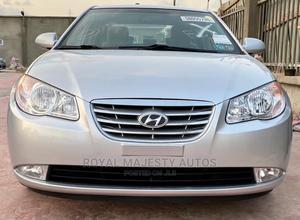 Hyundai Elantra 2010 GLS Silver | Cars for sale in Lagos State, Ikeja