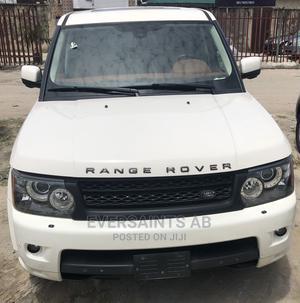 Land Rover Range Rover Sport 2010 White | Cars for sale in Lagos State, Amuwo-Odofin