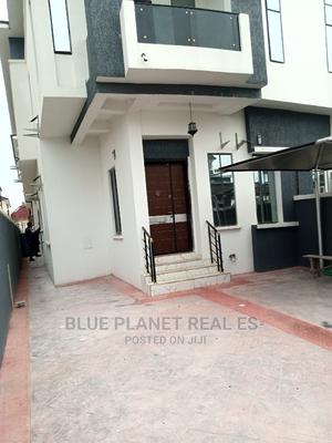 Newly Built 4 Bedr Duplex With Bq in a Serene Estate Chevron | Houses & Apartments For Rent for sale in Lagos State, Lekki