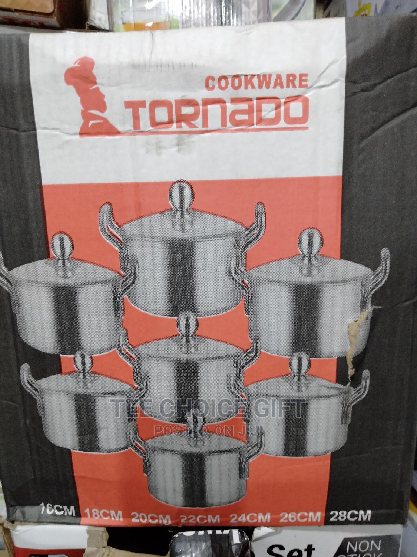 Tornado Alluminium Pot   Kitchen & Dining for sale in Alimosho, Lagos State, Nigeria