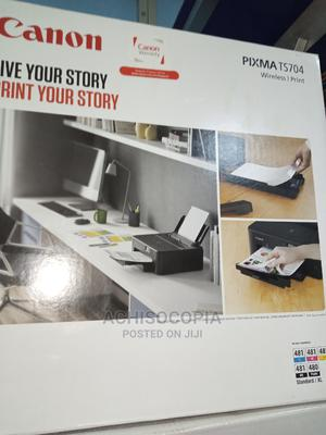 Canon Pixma Ts704 | Printing Equipment for sale in Lagos State, Ikeja