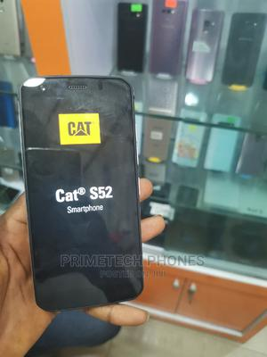 Cat S52 64 GB Black   Mobile Phones for sale in Lagos State, Ikeja