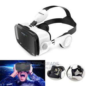 BOBO Z4 Glasses With Bluetooth Remote Google Cardboard VR   Accessories for Mobile Phones & Tablets for sale in Lagos State, Victoria Island