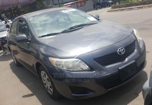 Toyota Corolla 2008 1.8 LE Gray   Cars for sale in Lagos State, Lagos Island (Eko)
