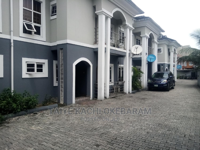 Excellent 4bedroom Terrace Duplex in Somitel Odili for Rent