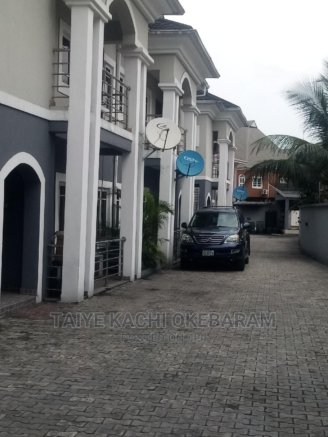 Excellent 4bedroom Terrace Duplex in Somitel Odili for Rent   Houses & Apartments For Rent for sale in Port-Harcourt, Rivers State, Nigeria