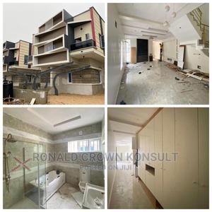 5 Bedroom Semi Detached Duplex With Bq   Houses & Apartments For Sale for sale in Lagos State, Lekki