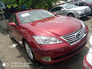 Lexus ES 2010 350 Red   Cars for sale in Lagos State, Apapa