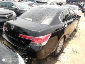 Honda Accord 2010 Black   Cars for sale in Lagos State, Apapa