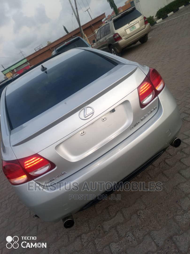 Lexus GS 2008 350 AWD Silver   Cars for sale in Ejigbo, Lagos State, Nigeria