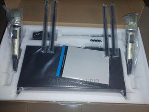 Professional Wireless Microphone With Frequency 300-500m | Audio & Music Equipment for sale in Lagos State, Ojo