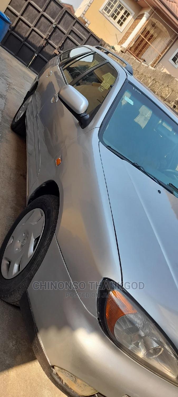 Archive: Nissan Primera 2001 Wagon Silver