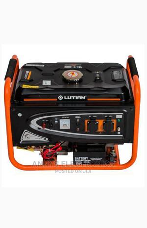 Lutian 3.5KVA Key Start Generator | Electrical Equipment for sale in Abuja (FCT) State, Wuse
