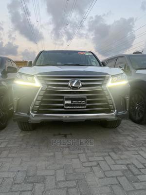 Lexus LX 2017 570 Base Gray | Cars for sale in Lagos State, Lekki