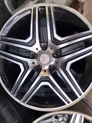 20inch Rim for Benz 4matic.   Vehicle Parts & Accessories for sale in Lagos State, Ikoyi
