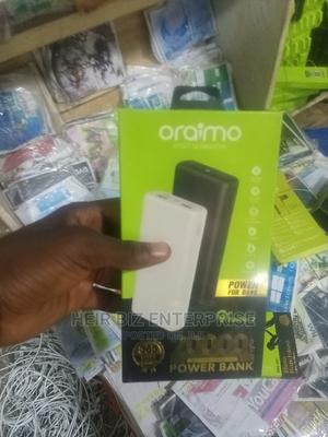 Oraimo 20000mah Powerbank   Accessories for Mobile Phones & Tablets for sale in Oyo State, Ibadan