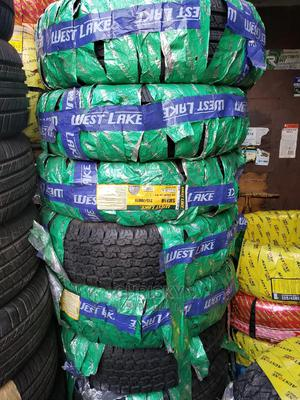Original West Leak Tyres 4 Year Guarantee | Vehicle Parts & Accessories for sale in Lagos State, Ikoyi