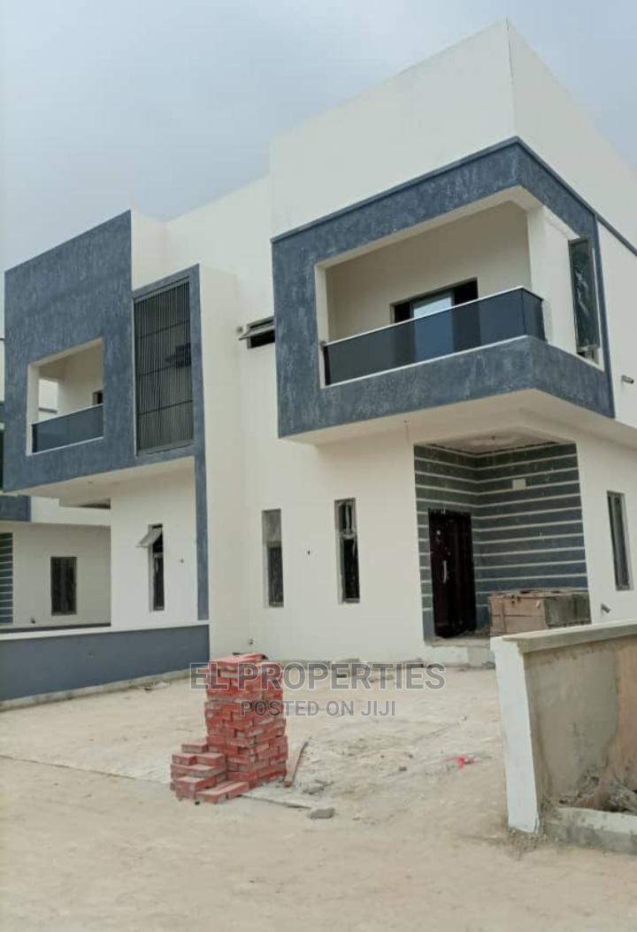 HOT SALE: Affordable 3 Bedroom Semi-Detached Duplex + BQ