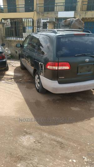 Toyota Sienna 2003 CE Green | Cars for sale in Lagos State, Isolo